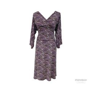 Alice & Trixie New York Purple 2-Piece DressSEUC